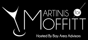 Martinis For Moffitt logo
