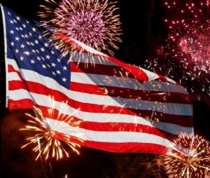 Fourth of July events in Pinellas and Hillsborough counties for 2013.