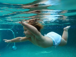 Teach your children to swim, according to the CDC, drowning is the leading cause of accidental death for infants and young children.
