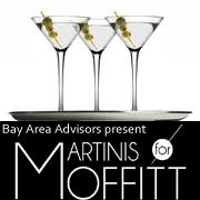 Martinis for Moffitt 2017